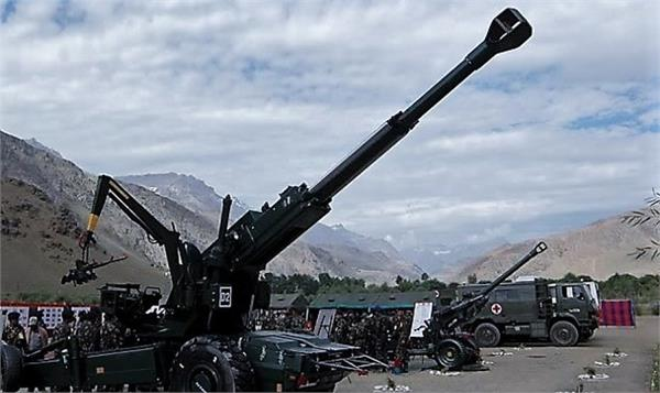 indian army will get 400 howitzer soon