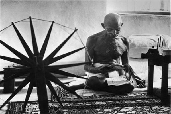 gandhi s rare letter about the spinning wheel may sell at 5k