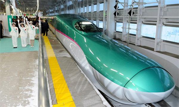 heartbreakers go through training bullet train employees in japan