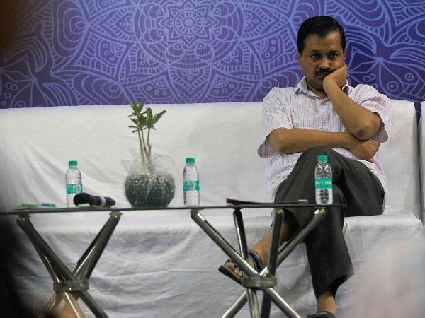 kejriwal was starting to ignore ashutosh and ashish