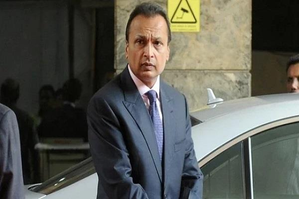 congress spokesperson receives a notice from anil ambani