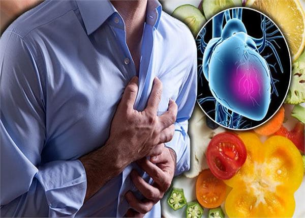 take this balanced diet for quick recovery after heart attack