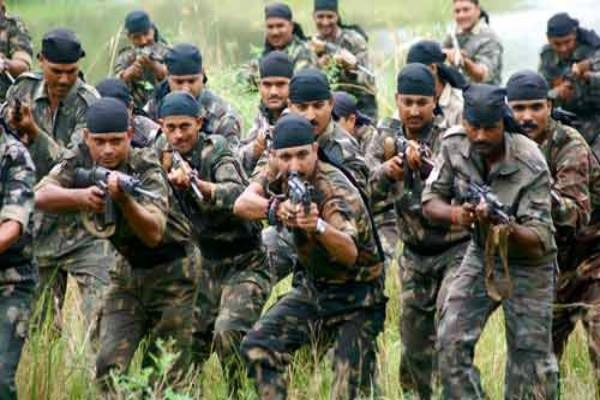central government letter to security forces of naxal affected states
