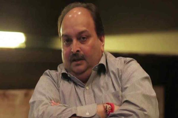 mehul choksi a scam taker scam took a clean chit from the police in 15 days