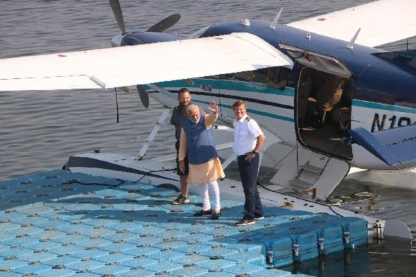 now the dream of sea plane in the country will be complete