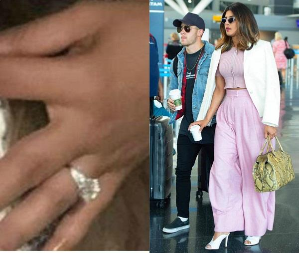 priyanka chopra ring price