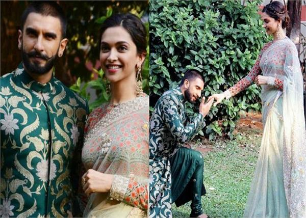 deepika padukone and ranveer singh s confirmed wedding date and guest list