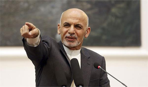ghajini city free from taliban terrorists president congratulates