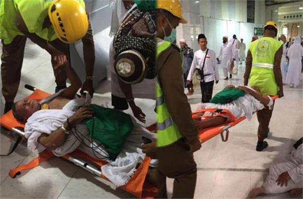 42 pakistani pilgrims died during hajj