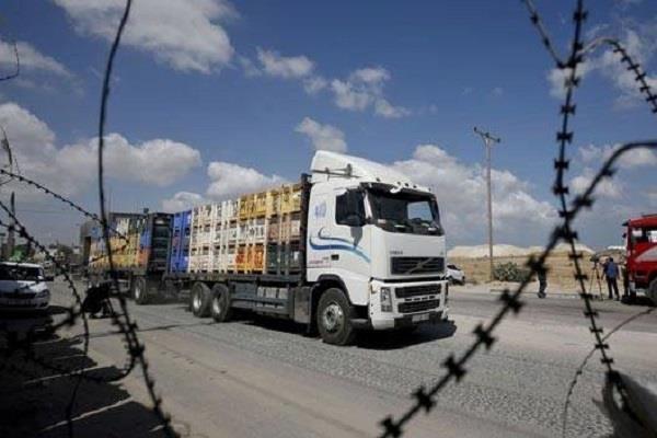 gaza sanctions against israel in ceasefire efforts