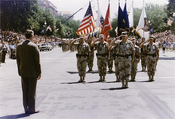 us military parade adjourned till next year