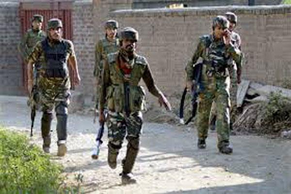 search operation in rajouri
