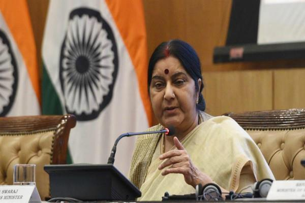 bad passports will be changed free of cost during flood in kerala sushma