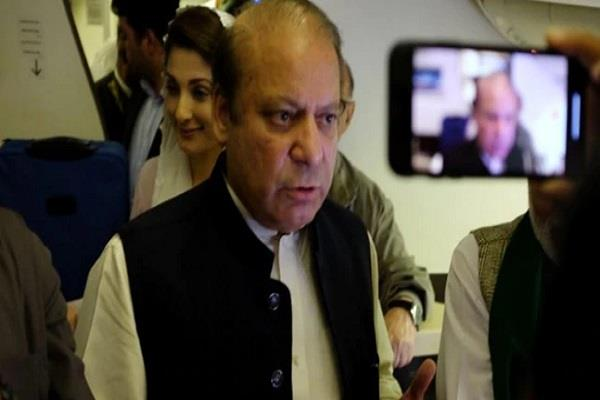 sharif celebrates independence day of pakistan in prison