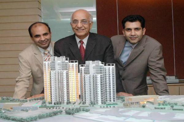 property of unitech directors will be auctioned