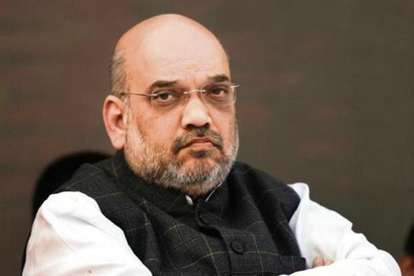 congress will to go to election commission today against amit shah