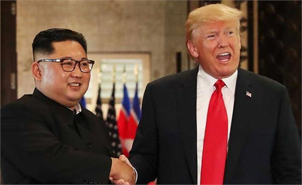 trump and kim jong do not have a meeting between them white house