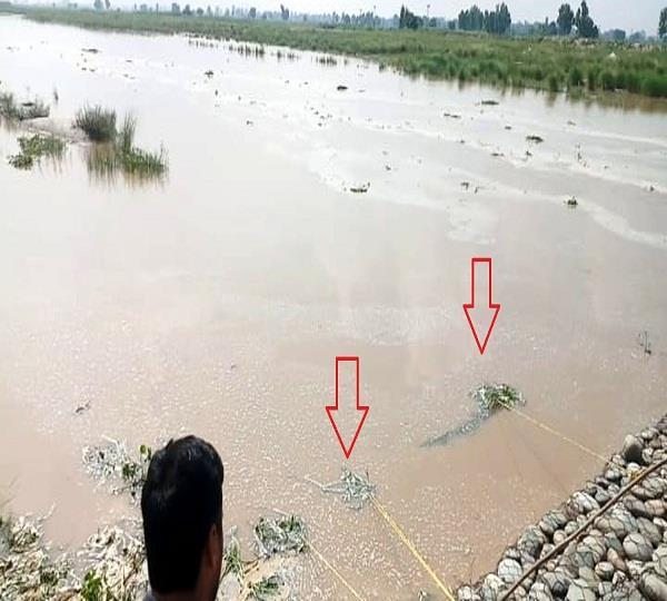 pakistani boat drowned in thei punjab river