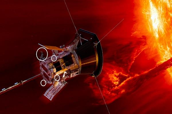 humans will reach the sun now nasa launches yan