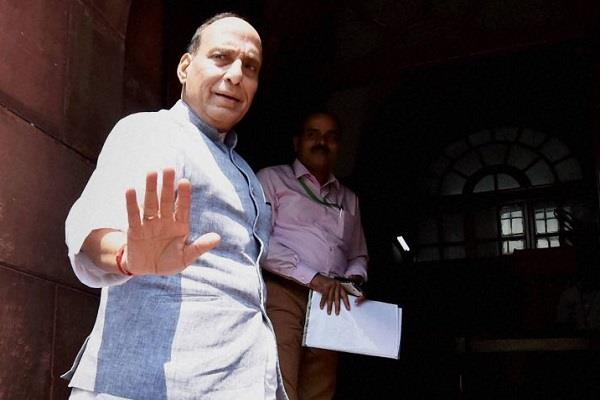 rajnath statement on deoria shelter home incident