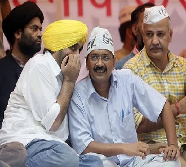 aap struggles to keep party united in punjab