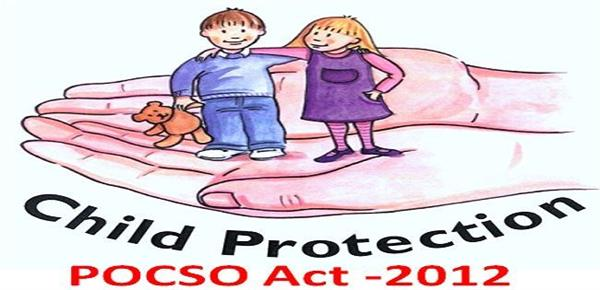protest against pocso act on teacher day