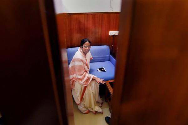 mamata had herself raised the issue of the bangladeshi