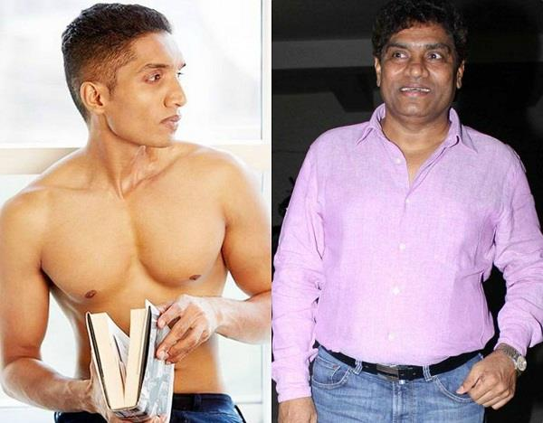 johnny lever son jesse lever body transformation