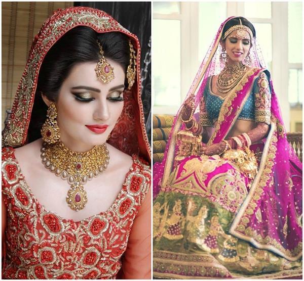दुल्हन बनने वाली है तो आप भी ट्राई करें ये Theme Bridal Makeup