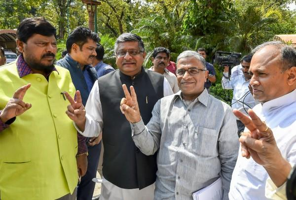 harivansh expressed gratitude after winning the vice presidential election