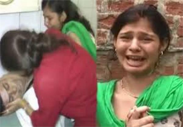 after death of ramji mishra in lockup mother also came to heart attack