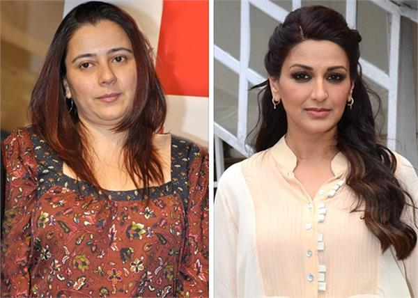 sonali bendre s sister in law shrishti gives an about the actress health
