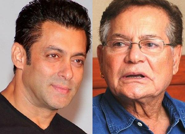 salman khan reveal salim khan gave him clear cut instruction about girlfriends