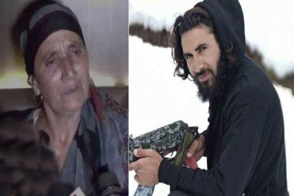 mother of slain rifleman aurangzeb became emotional