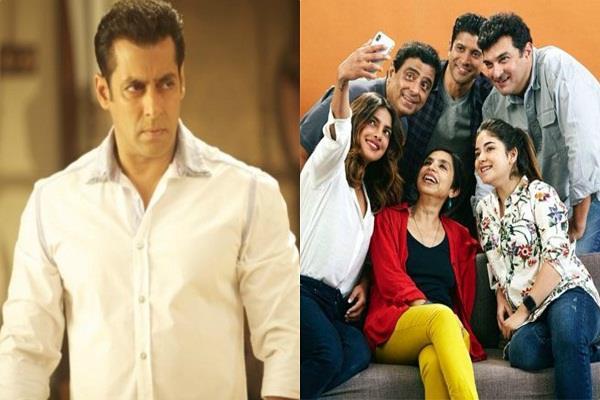 सलमान को धोखा देकर प्रियंका ने शुरू की फरहान की फिल्म, मुस्कुराते हुए शेयर की सेल्फी