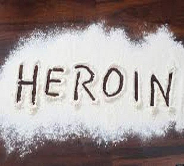 25 crore heroin recovered