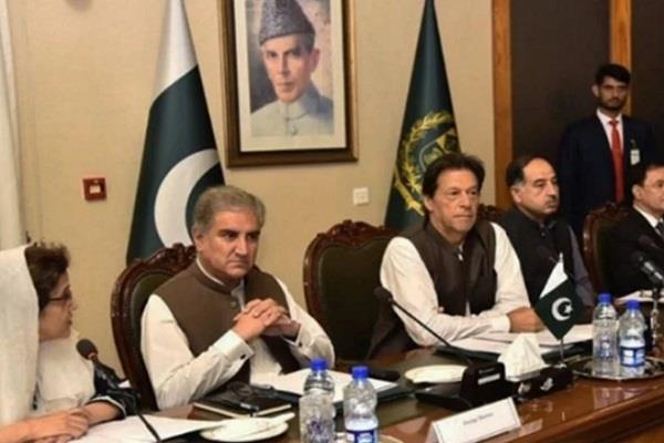 imran government proposes to resolve kashmir dispute