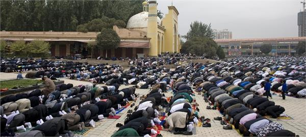 china muslims protested against demolition of mosque