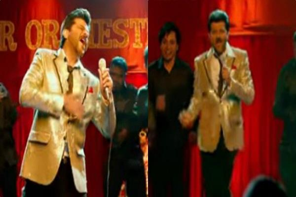 anil kapoor film fanney khan new song badan pe sitaare out