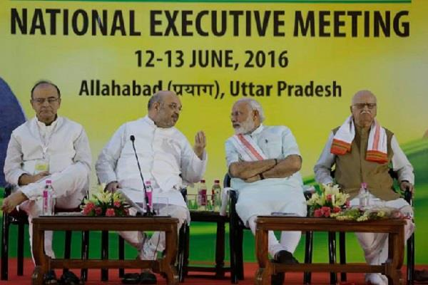 bjp national executive will make winning strategy