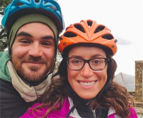 american couple killed by isis while trying to  prove humans are kind