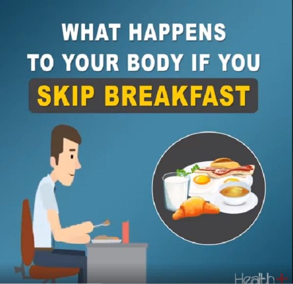 what happens to your body if you skip breakfast