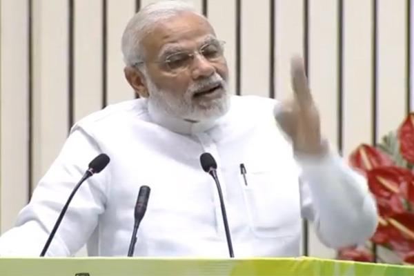pm targets rs 12k cr saving in oil import bill from ethanol use