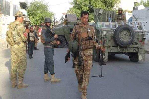 suicide attack kills 3 8 wounded in afghanistan