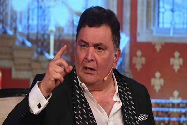 rishi kapoor flashed on british airlines