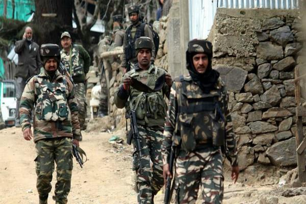 two terrorists pile in kupwara encounter