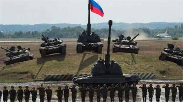 russia to hold biggest military drills since cold war