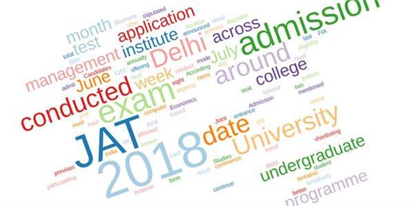 delhi student arundhati goyal gets admission in du jat exam
