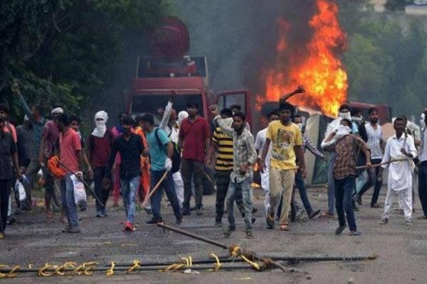 dgp on panchkula violence cleared up