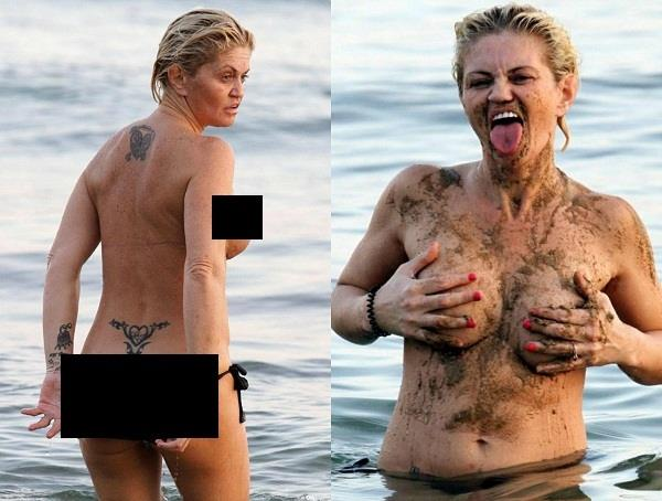 danniella westbrook topless pictures
